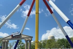 World's Tallest Pendulum Ride Opens at Six Flags Great Adventure