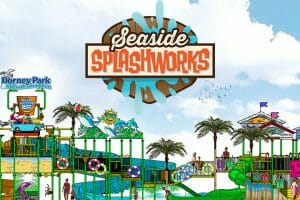 Seaside Splashworks Coming To Dorney Park & Wildwater Kingdom in 2020