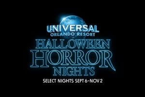 Universal Orlando's Halloween Horror Nights 2019 is Now open