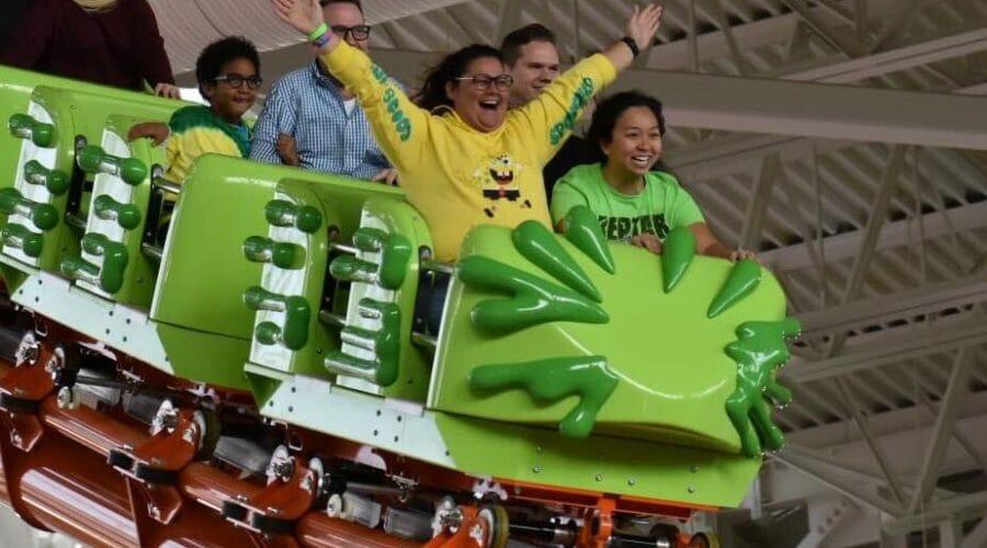 Nickelodeon Universe Theme Park Debuts At American Dream