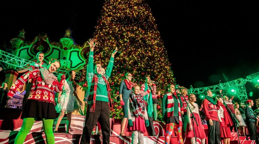 WinterFest is Coming to Canada's Wonderland