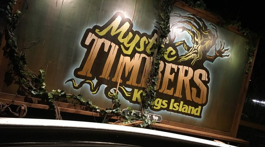 Owner of Mystic Motel Files Complaint Against Kings Island Over Mystic Timbers Trademark