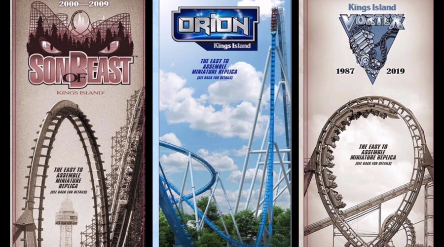 New Coaster Dynamix Models Coming to Kings Island