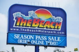 The Beach Waterpark at Adventure Landing is Listed For Sale