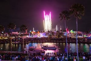 Universal Orlando Resort Hosts Exciting New Year's Eve Celebrations