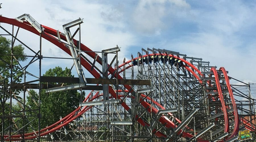 Kentucky Kingdom's Storm Chaser Named Among Ten Best Steel Coasters Of Past Decade