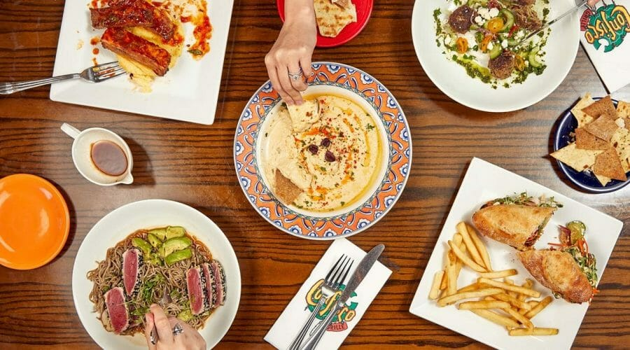 Confisco Grille At Universal's Islands Of Adventure Debuts New Menu