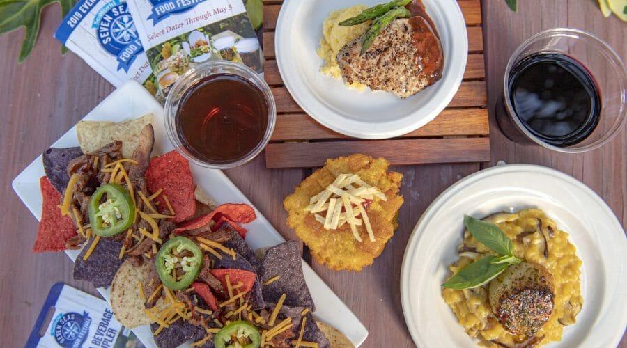 SeaWorld Orlando' Seven Seas Food Festival Lineup Revealed Offering More Dates