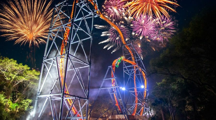 Busch Gardens Tampa To Kick Off New Year With Exciting Events