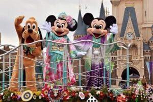 Tokyo Disney Resort Closes Due to Coronavirus