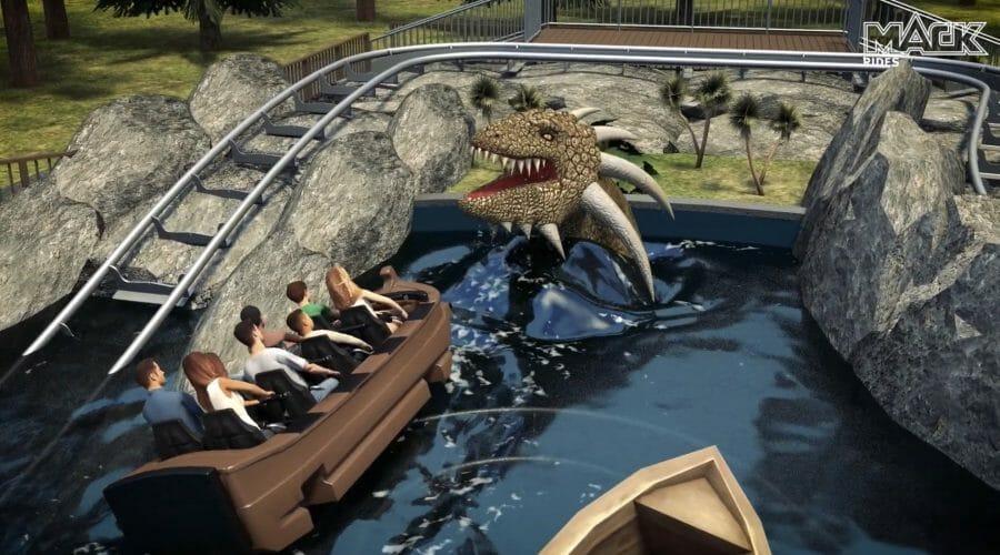 Mack Rides Unveils New Rocking Boat Ride Concept