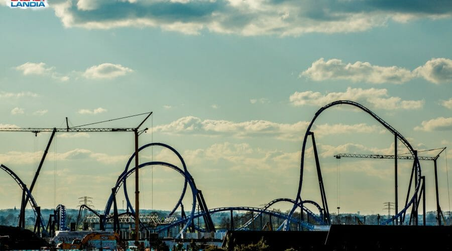 Energylandia On Track To Become Coaster Capital Of The World