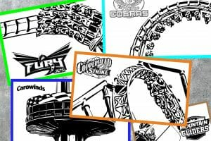 Carowinds Offers Downloadable Coloring Pages For Kids