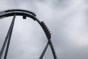 New CandyMonium Roller Coaster Completes First Test Run At Hersheypark