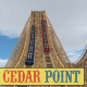 Long Lost Cedar Point Wooden Racing Coaster Rediscovered