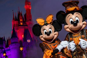 Disney Cancels Mickey's Not-So-Scary Halloween Party