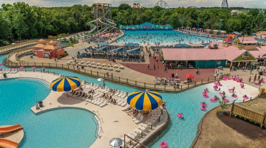 Six Flags America's Hurricane Harbor To Open July 3rd