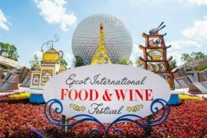Walt Disney World to Modify Epcot Food and Wine Festival for Reopening