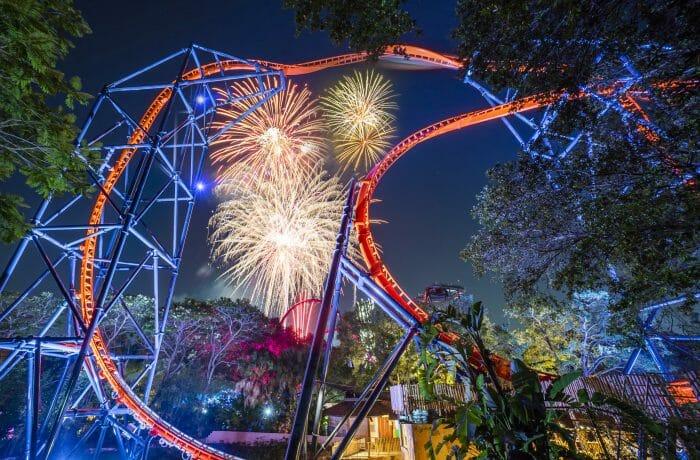 Summer Nights Returns to Busch Gardens Tampa