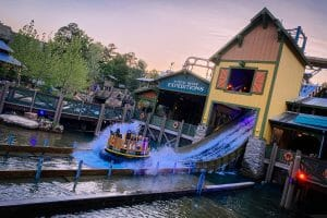 Mystic River Falls Debuts At Silver Dollar City