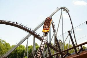 Candymonium Hypercoaster Debuts as Hersheypark Opens Hershey's Chocolatetown Expansion