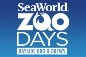 SeaWorld San Diego Launching Zoo Days: Bayside BBQ & Brews