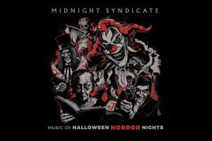 "Midnight Syndicate Teams With Universal To Release ""Music of Halloween Horror Nights"" Album"
