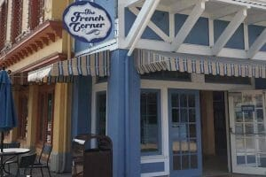 New French Corner Restaurant To Open On Kings Island's International Street