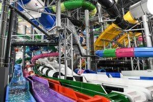 Suntago Waterworld Opens As Europe's Largest Indoor Water Park