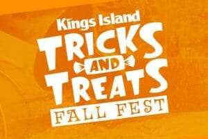 Tricks and Treats Fall Fest Replaces Halloween HAUNT At Kings Island