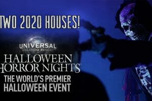 Universal Orlando To Offer Two Halloween Horror Nights 2020 Haunted Houses During The Day