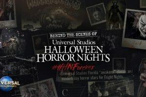 Universal Studios' Halloween Horror Nights Goes Behind-The-Scenes