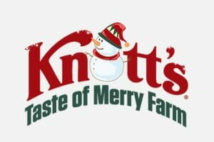 Knott's Berry Farm Celebrates The Holidays With Knott's Taste of Merry Farm Event