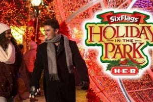 Six Flags Fiesta Texas Announces Two Holiday Events