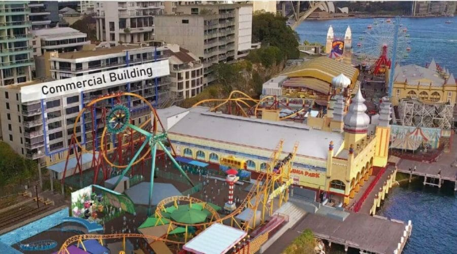 Luna Park To Receive Intamin's New Hot Racer Coaster