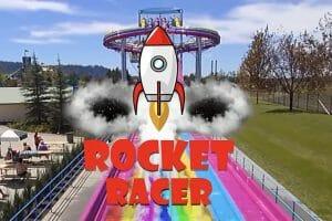 New Rocket Racer Water Slide Coming To Alabama Adventure
