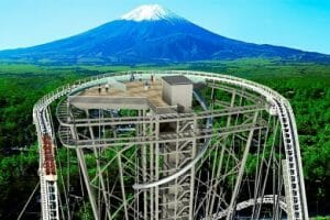 Fuji-Q Highland To Add Ropes Course and Skydeck To Fujiyama Coaster