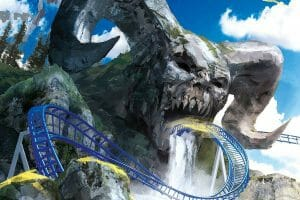 Nigloland Unveils France's First Water Coaster – Krampus Expedition