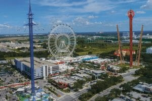 ICON Park Announces Slingshot and World's Tallest Drop Tower