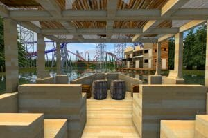 VIDEO: Snake River Expedition to Open at Cedar Point in 2021: on-ride