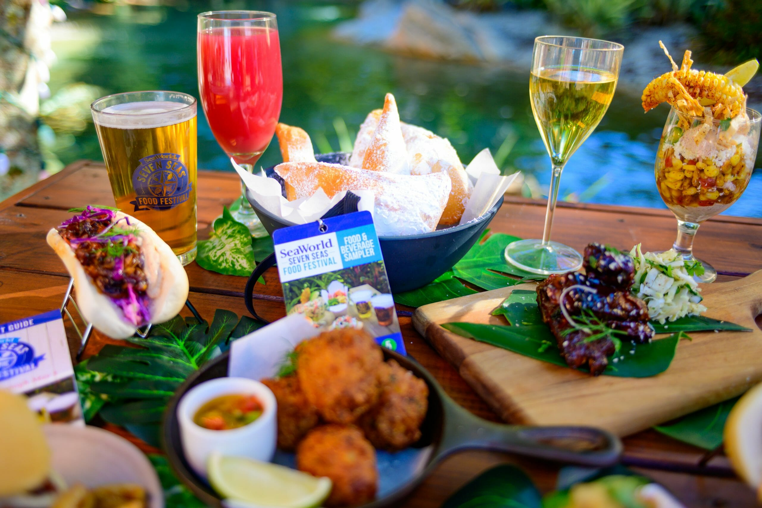 Seven Seas Food Festival Is Back in 2021 At SeaWorld Orlando