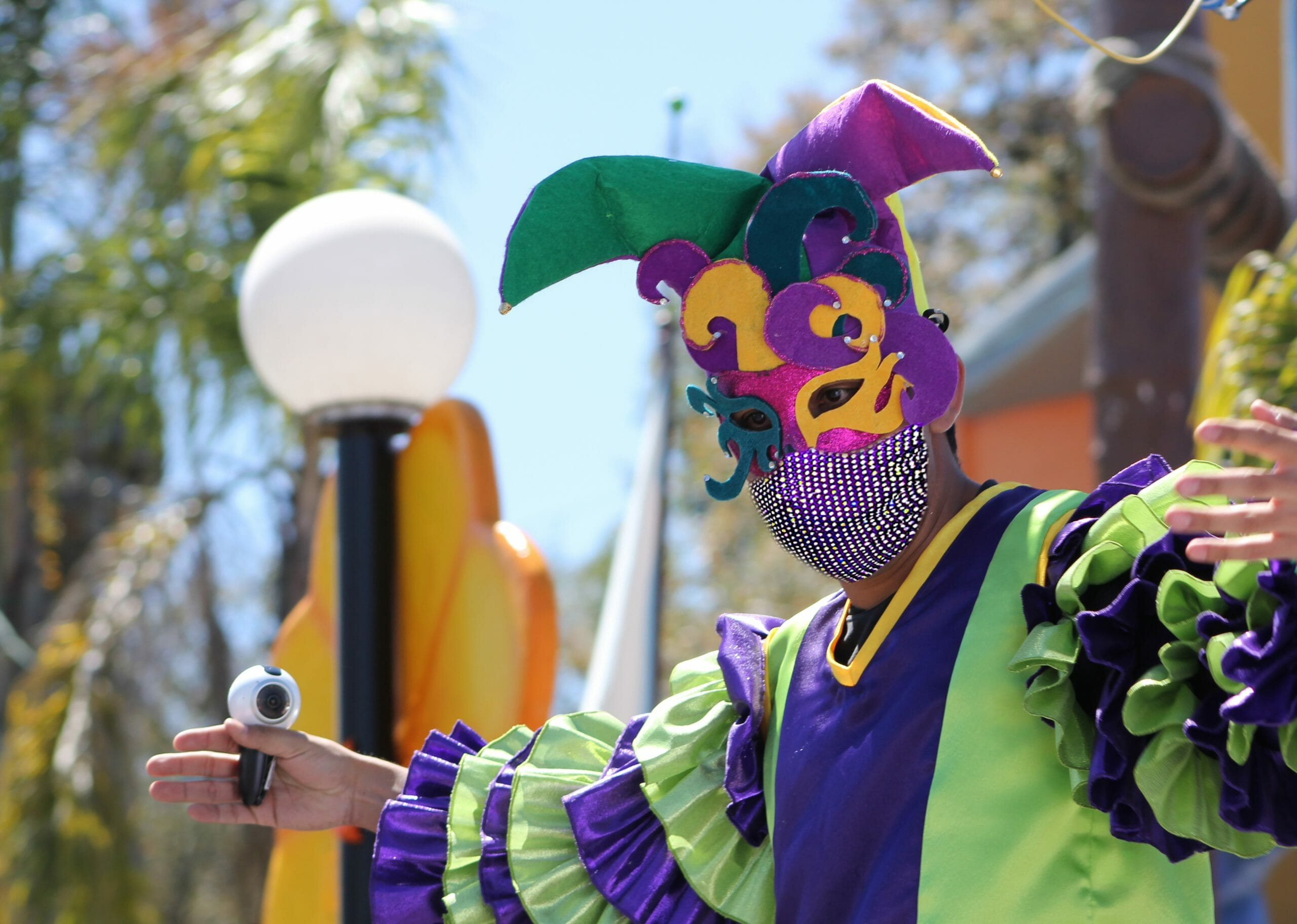 Mardi Gras Festival Returns To Six Flags Fiesta Texas