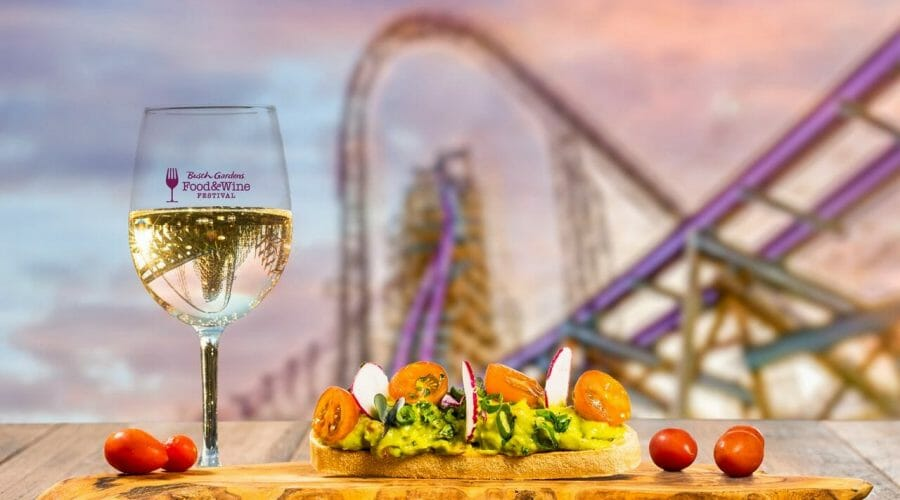 Live Music Featuring National Acts Returns To Busch Gardens' Food & Wine Festival