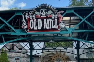 Kennywood Reimagines The Old Mill
