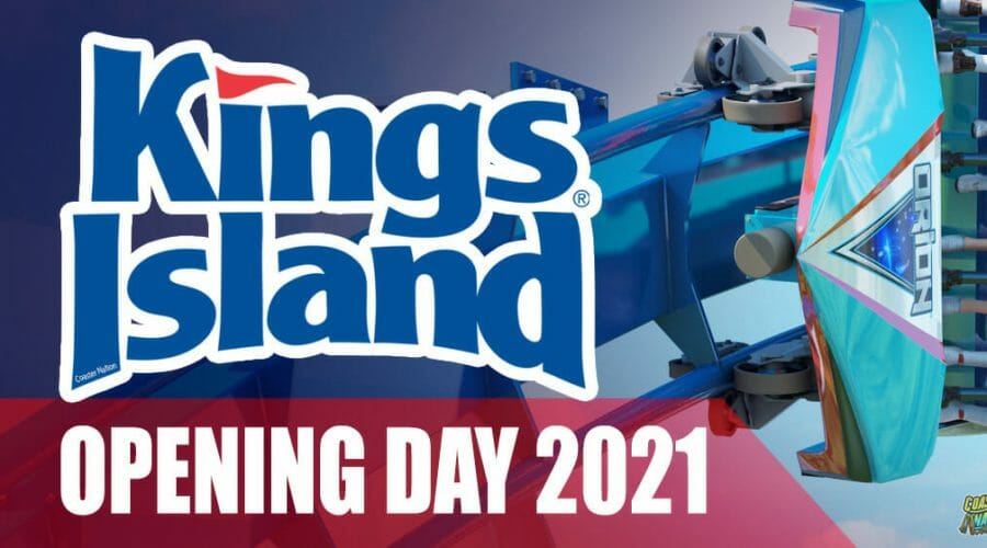 Kings Island announces 2021 schedule, including opening day