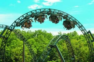 "Silver Dollar City ""Spring Ride Days"" Kicks Off March 17"