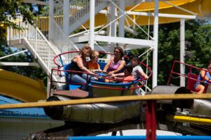 Conneaut Lake Park Announces Removal Of  A Classic Ride
