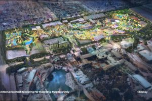 Disneyland Resort Unveils  Plans For Expansion