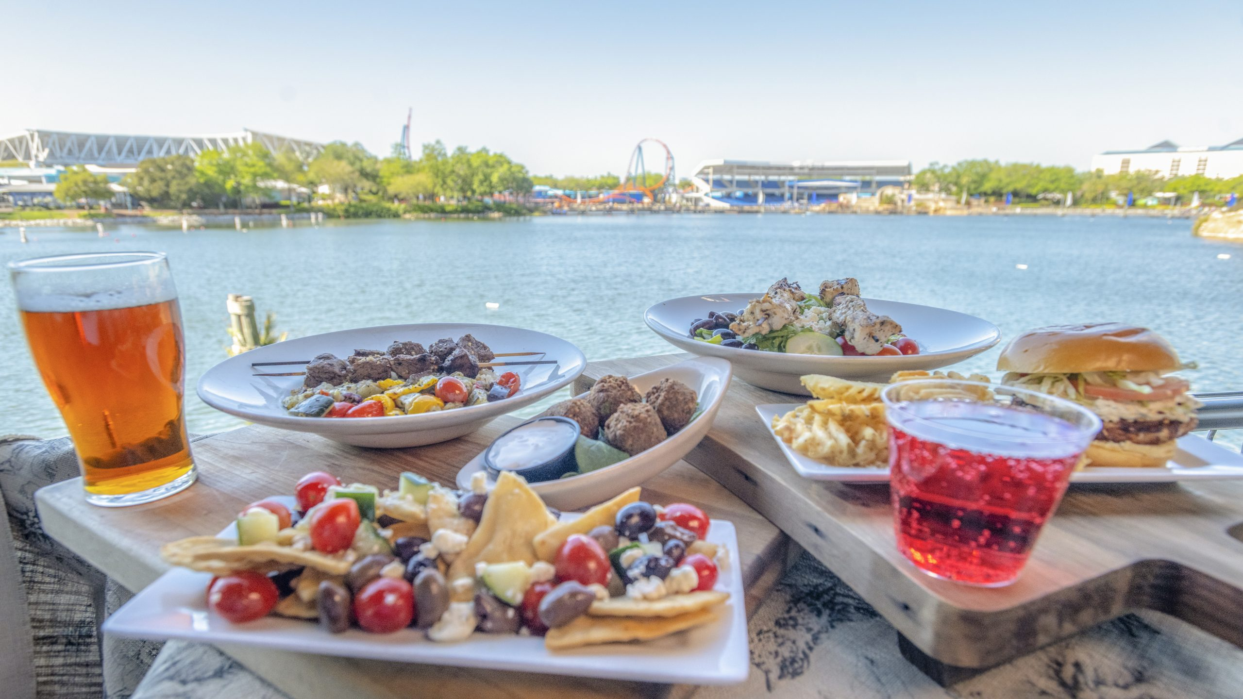 Springtime at SeaWorld Orlando Features New Restaurants and Fan Favorites