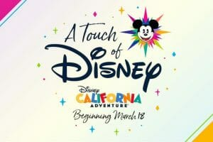 A Touch of Disney: New, Ticketed Experience Coming to Disney California Adventure